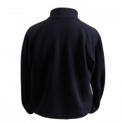 Navy Crested Half Zip (Back)