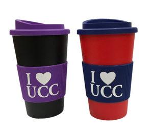 I Love UCC Mug
