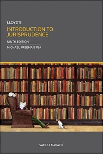 lloyds introduction to jurisprudence pdf download